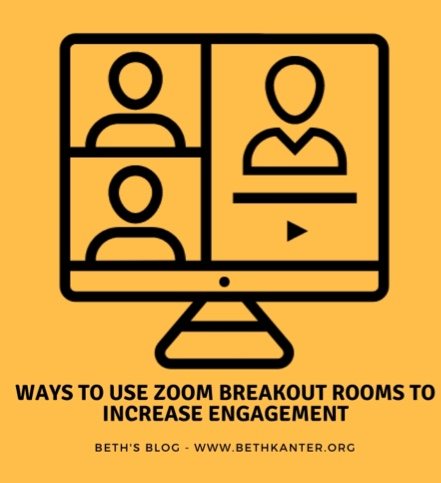 Ways To Use Zoom Breakout Rooms To Increase Meeting Engagement Beth Kanter