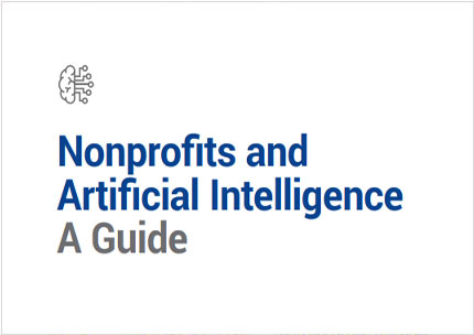 Nonprofits & Artificial Intelligence: A guide